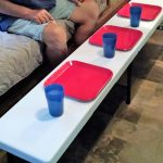 Party Table Bench