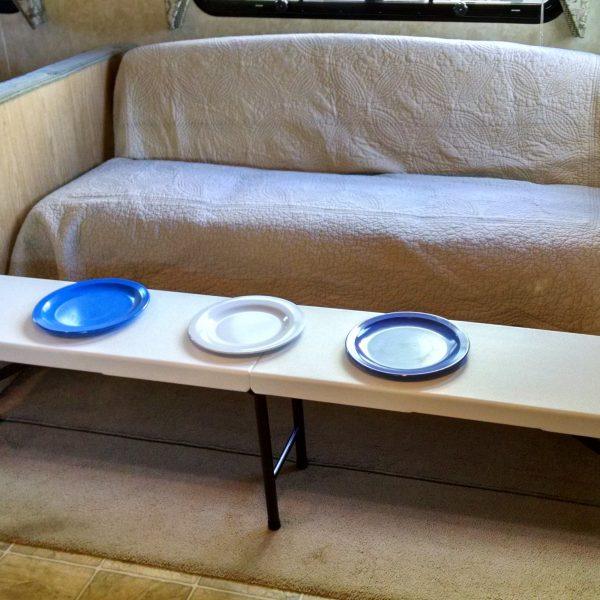 Portable Party Table Bench