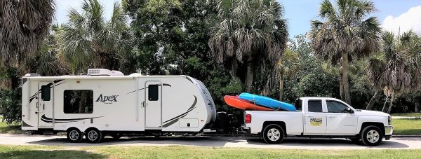 Blue Jay Camper Rentals Booking