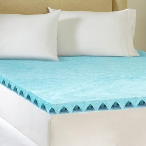 Gel Topper for Sofa Bed