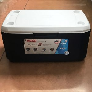 Ice Chest Cooler 120 Quart