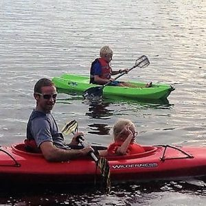 Kayak Child's Sit Topside