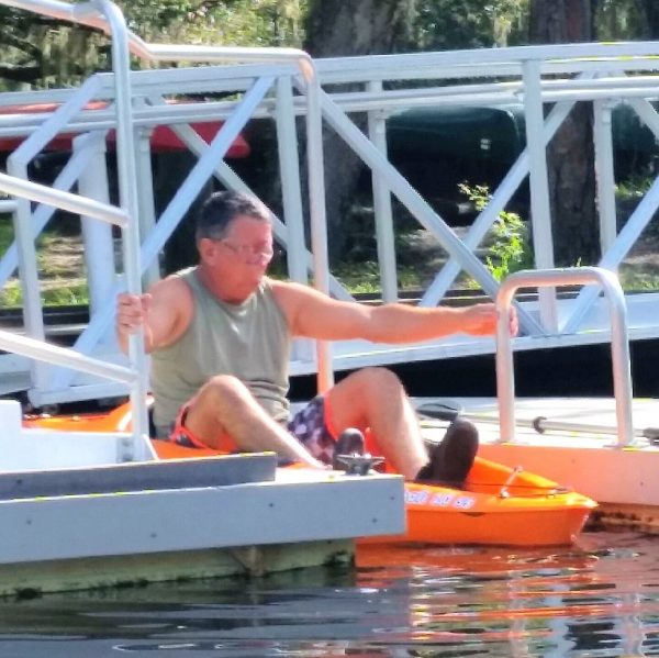 Kayak Adult Sit Topside