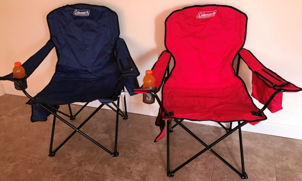 Folding Camp Chairs