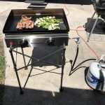 Propane Camp Griddle